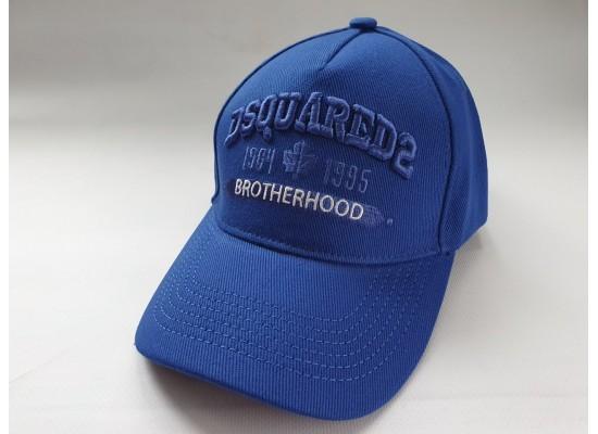 Бейсболка мужская Dsquared2 D2 Brotherhood (Коттон)
