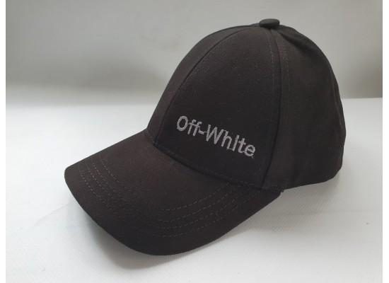 Бейсболка мужская OFF-WHITE №4 (Коттон)