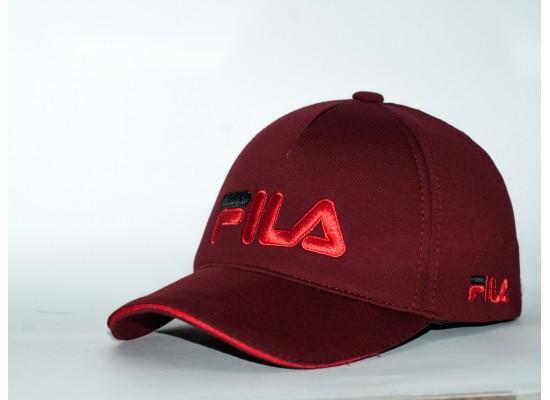 Бейсболка мужская Fila (Вышивка)