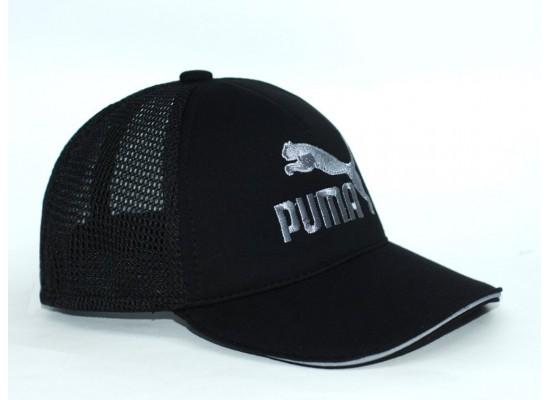 Бейсболка мужская PUMA (Сетка+Вышивка)