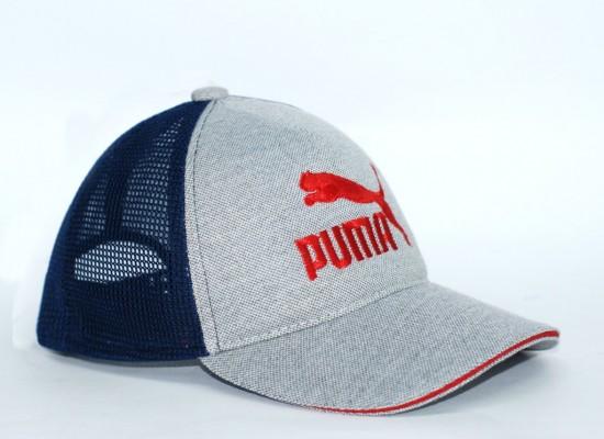 Бейсболка мужская PUMA (Сетка+Вышивка+МАРС)
