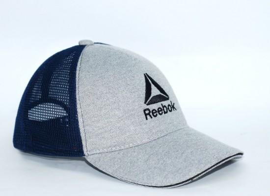 Бейсболка мужская REEBOK (Сетка+Вышивка+МАРС)