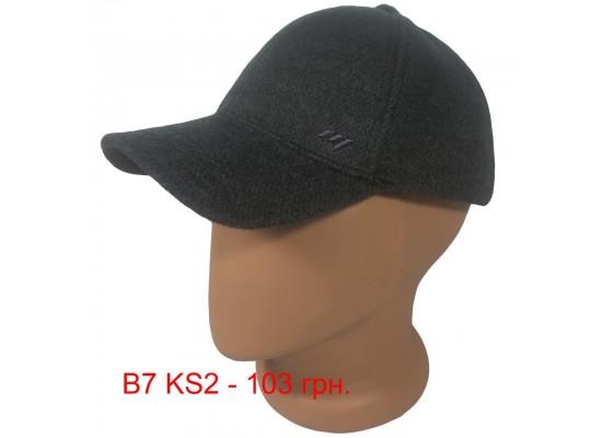 Бейсболка мужская №2 (на ФЛИСЕ)