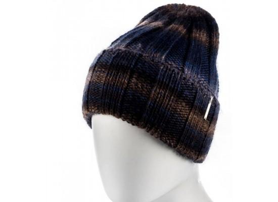 Женская шапка № 723 (Разные цвета)