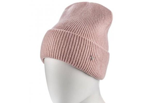 Женская шапка № 697 (Разные цвета)